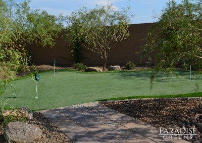 Putting Green in Peoria, AZ