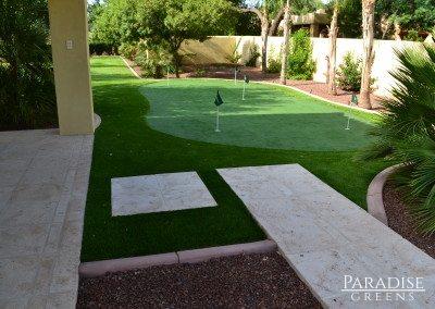 Putting Green in Phoenix, AZ