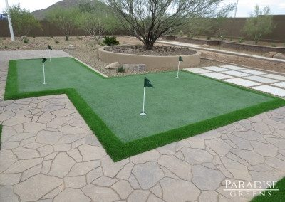 Putting Green in Tempe, AZ