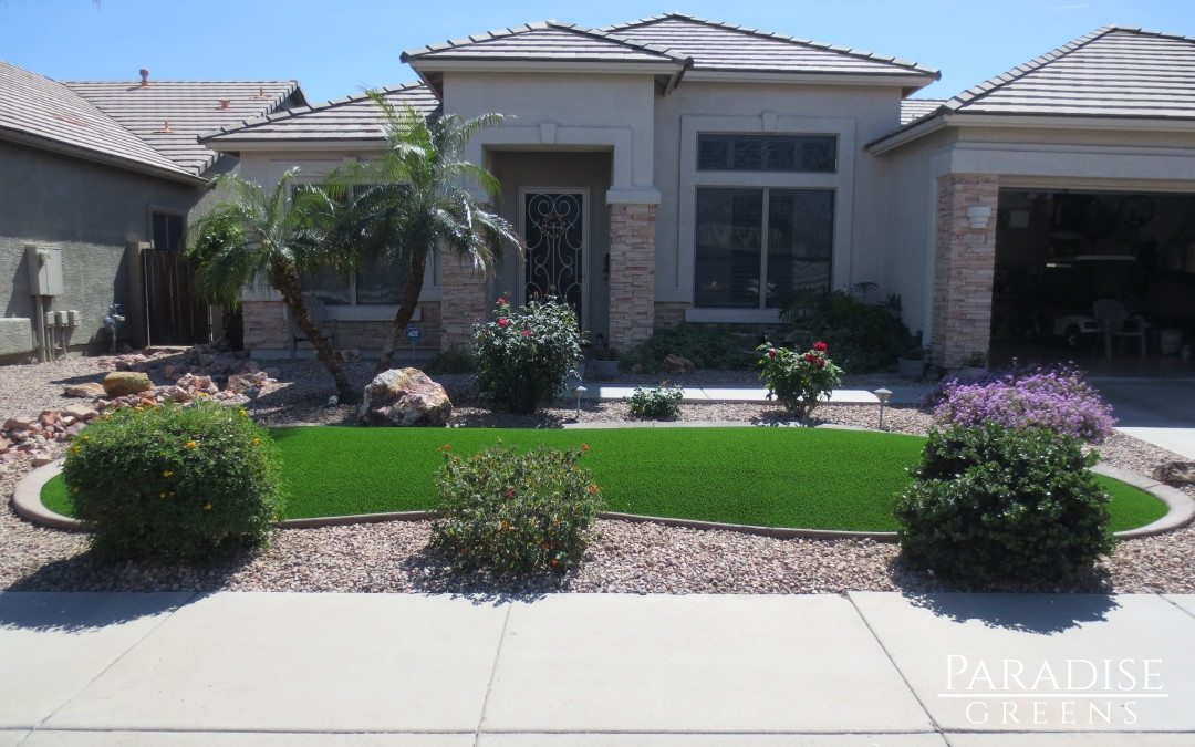 Sustainable Living in Phoenix, Arizona: Artificial Grass is the Answer
