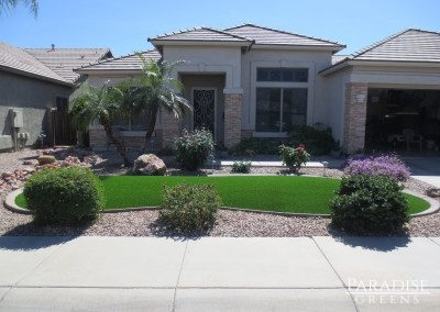 Artificial Turf Lawn in Tempe, AZ