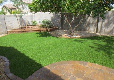 Artificial Turf Lawn in Surprise, AZ