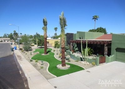 Artificial Turf Lawn in Phoenix, AZ