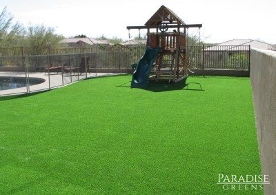 Artificial Turf Kid's Play Area in  Gilbert, AZ