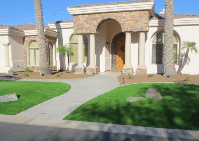 Artificial Turf Lawn in Glendale, AZ