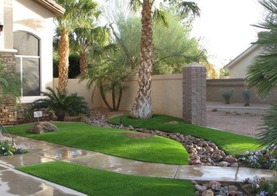 Artificial Turf Lawn in Chandler, AZ