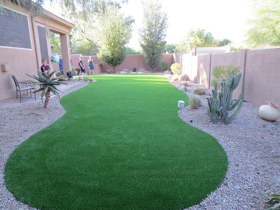 artificial grass for kids