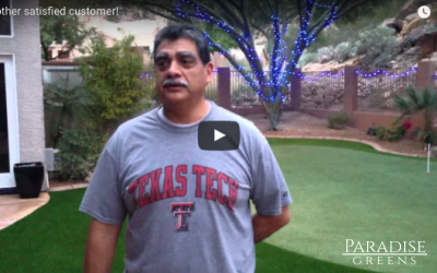 Satisfied Customers is A Priority at This Arizona Artificial Turf Company