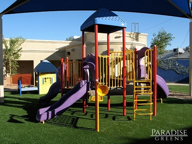 Artificial Turf Kid's Play Area in  Avondale, AZ