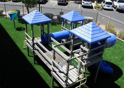 Artificial Turf Kid's Play Area in Phoenix, AZ