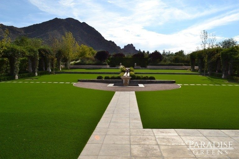 Paradise XS Synthetic Lawn in Paradise Valley, AZ