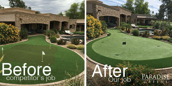 6 Things To Know Before Purchasing A Putting Green
