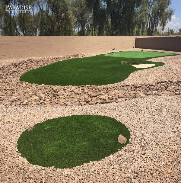 Putting Green in Glendale, AZ
