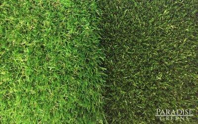 When Choosing Artificial Turf, What Shade of Green Should You Choose?