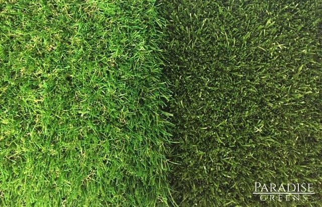 Artificial turf colors by Arizona artificial turf company