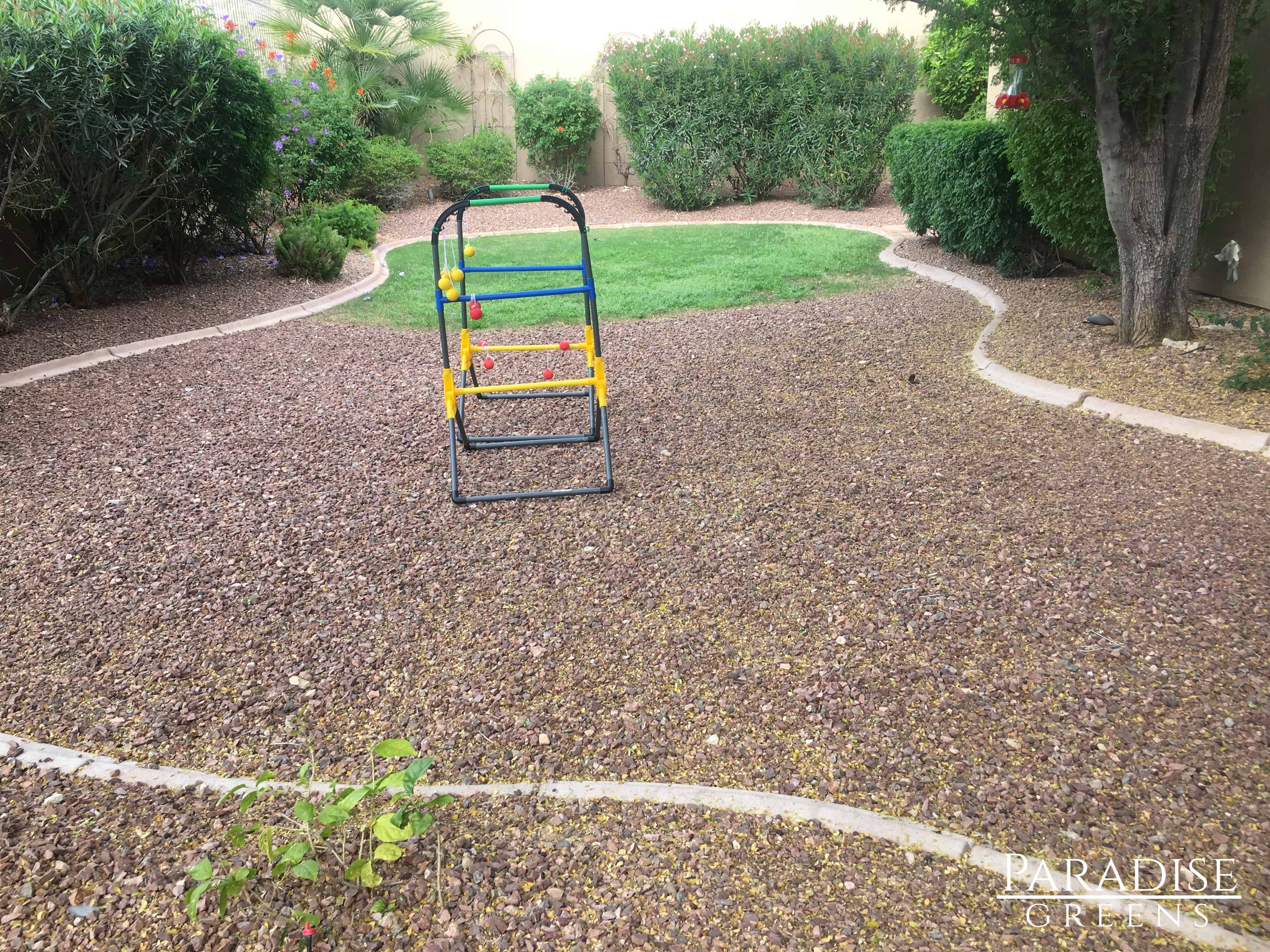 Profesional sod removal for artificial turf preparation