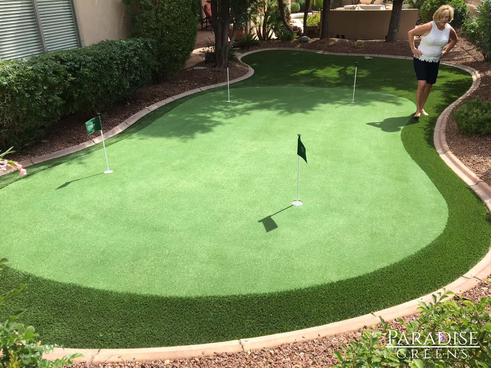 Backyard Putting Greens Cost 28 Images Buy Artificial