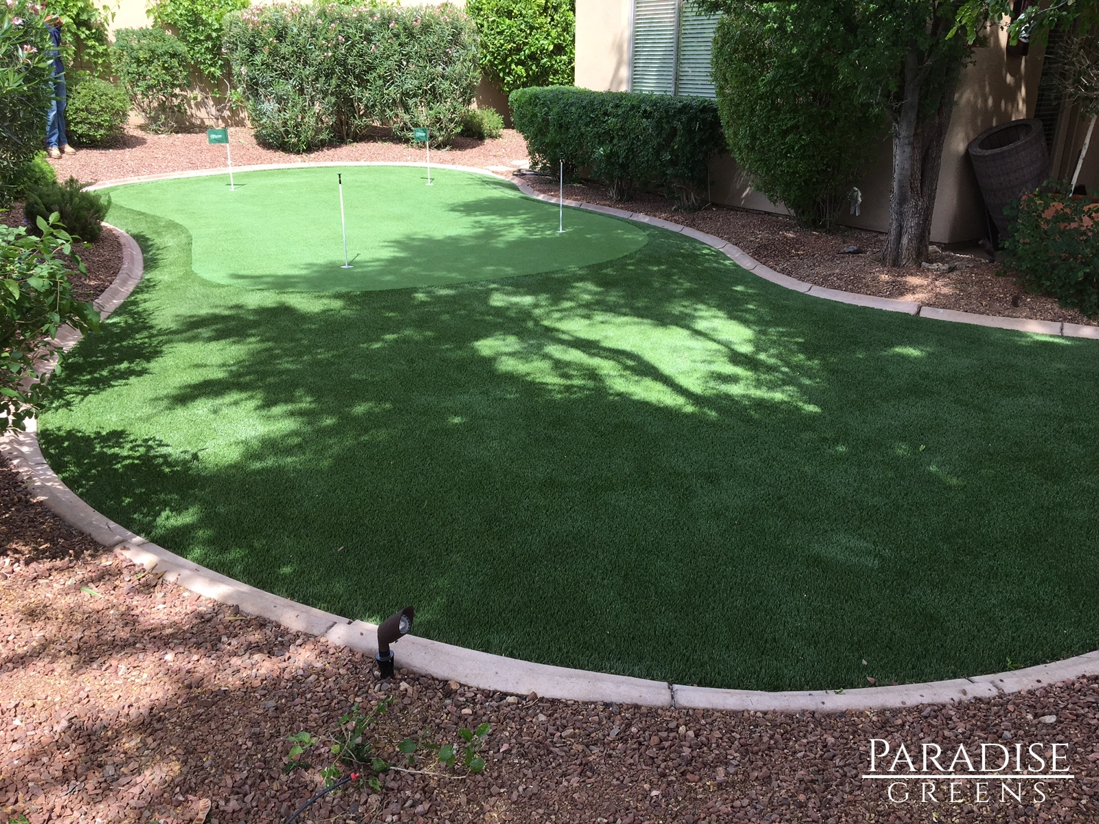 Personal Artificial Turf Putting Green